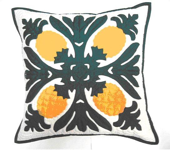Hawaiian Quilts by Gr8 HAWAIIAN GIFT COMPANY : hawaiian quilt pillows - Adamdwight.com