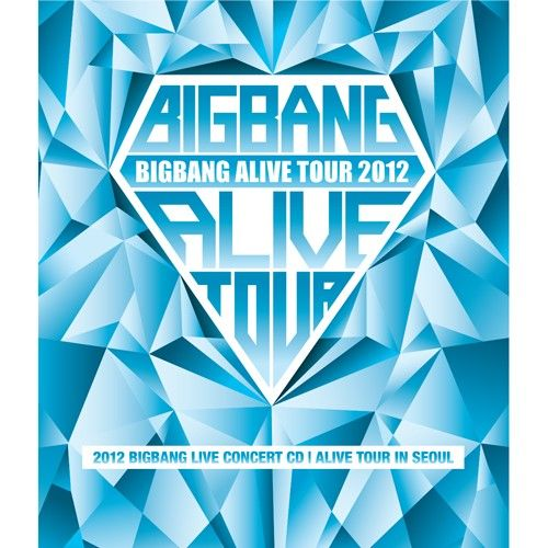 [Album] BIG BANG   2012 BIGBANG LIVE CONCERT [ALIVE TOUR IN SEOUL]