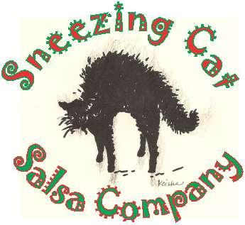 Sneezing Cat Salsa Sponsor