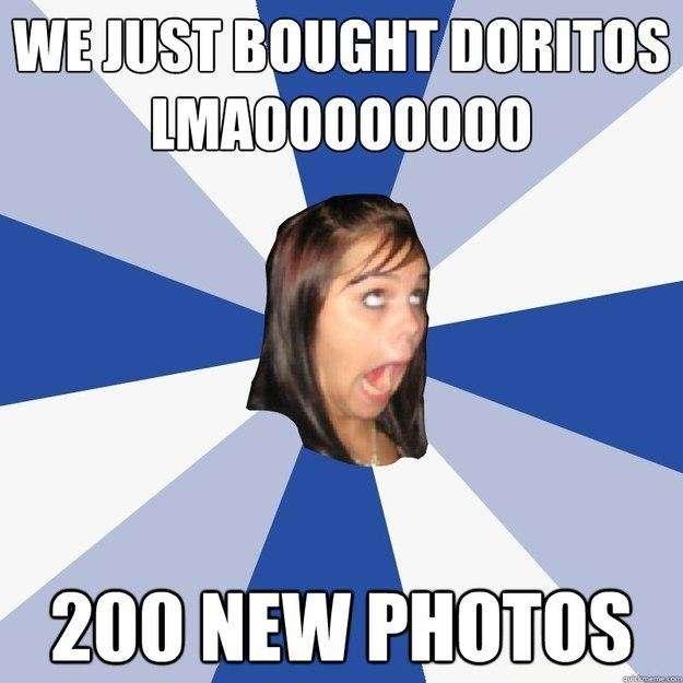 annoyingfacebookphotou1 the absolute best of the annoying facebook girl meme