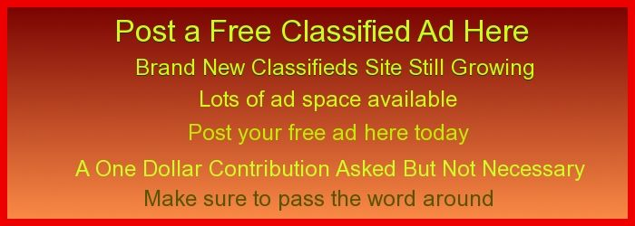 free classifieds click here